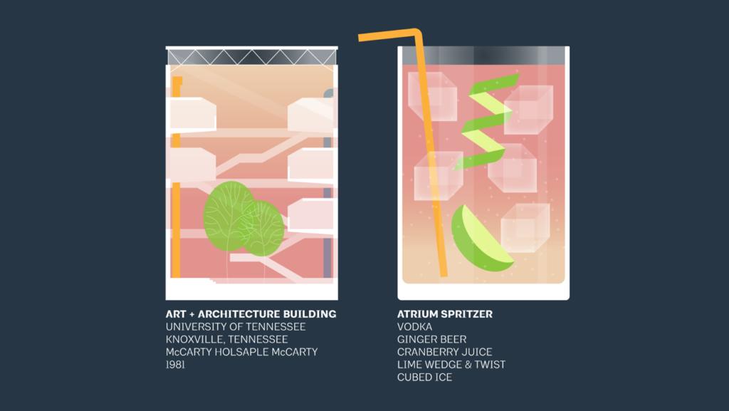 Atrium Spritzer Recipe